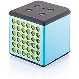 XD P326.677 - Altavoz portátil de 3W (Bluetooth, NFC, 1200 mAh), color azul