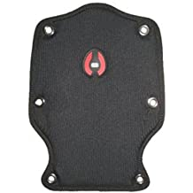 Hollis Backplate Backpad with bookscrews by Hollis Gear