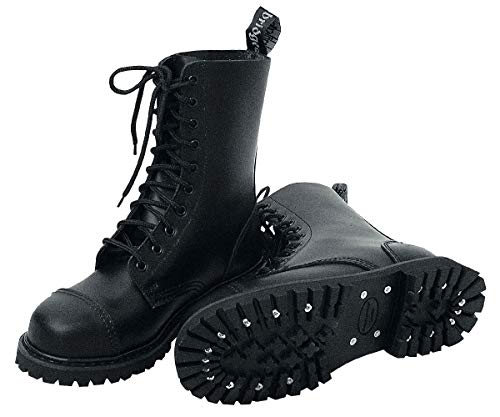 Knightsbridge Gothic Style Combat Boots for him and her