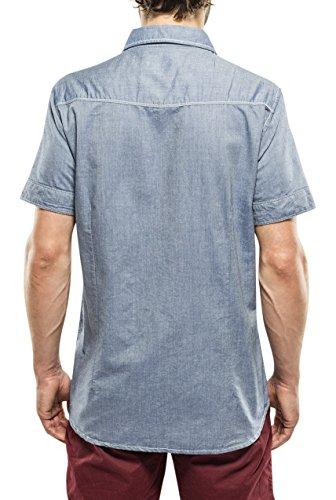 PETROL INDUSTRIES Shirt Ss, Chemise à Manches Courtes Homme 572