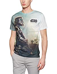 Star Wars Death Trooper, T-Shirt Homme