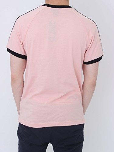 Adidas T-Shirt Men CLFN TEE BQ7573 Rosa, Größe:M
