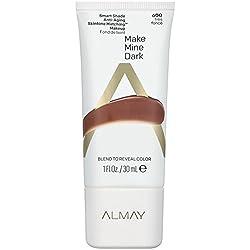 Almay Smart Shade Anti-Aging Makeup, Make Mine Dark