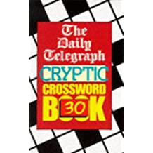 30: Daily Telegraph  Cryptic Crossword Book: No.30