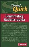 Image de Grammatica italiana rapida