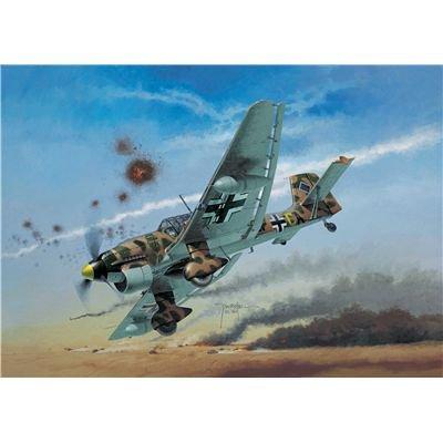 Modellbausatz 04620 - Junkers Ju 87 B2/R2 'Stuka' im Maßstab 1:72