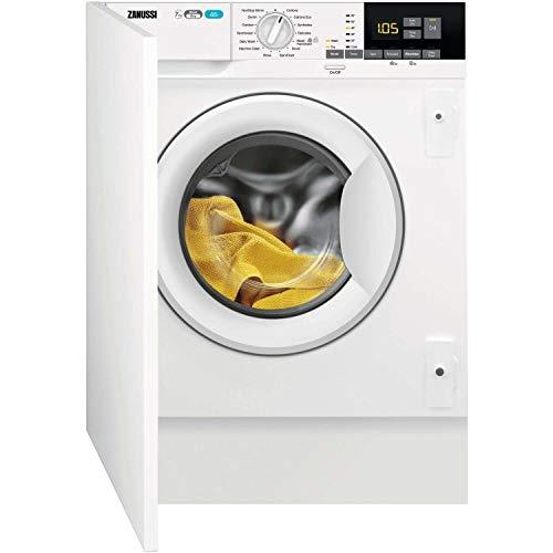 Zanussi Z716WT83BI 7kg Wash 4kg Dry 1600rpm Integrated Washer Dryer