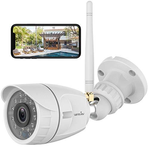 Telecamera Wifi Esterno, 23,99€ anziché 39,99€ ✂️ Codice sconto: RWSAT8RD