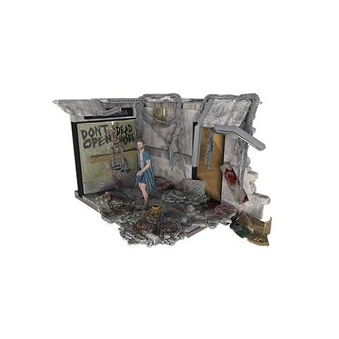 Walking Dead Kit de construction portes de l'hôpital d'Atlanta
