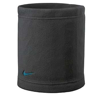 Echarpe Basic Neck Warmer Nike echarpe en polaire foulard pour femme (taille unique - noir)