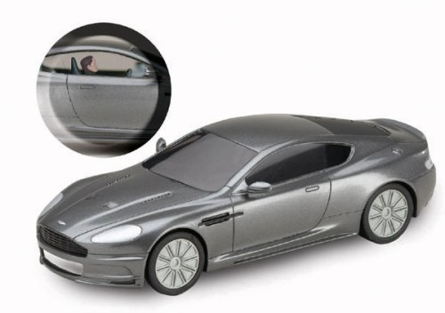 James Bond Aston Martin DBS 1:36