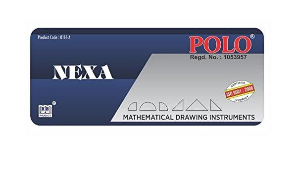 India Top 1st Polo Nexa Mathematical Drawing Instruments