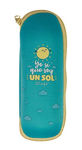 Paraguas Plegable Funda Mr. Wonderful Yo sí Que Soy