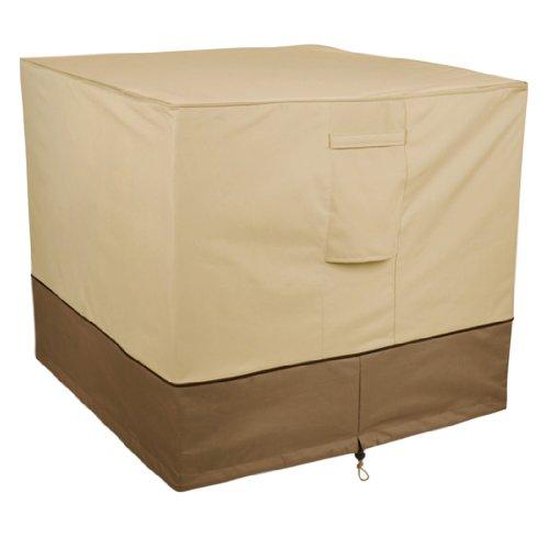 Classic Accessories Klimaanlagen-Abdeckung für die Terrasse, Quadratisch