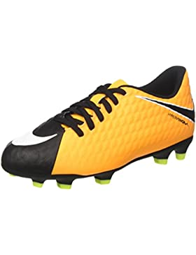 Nike Unisex-Kinder Jr. Hypervenom Phade Iii Fg Fußballschuhe