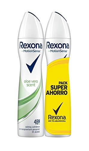 Rexona Desodorante Antitranspirante Aloe Vera - 3