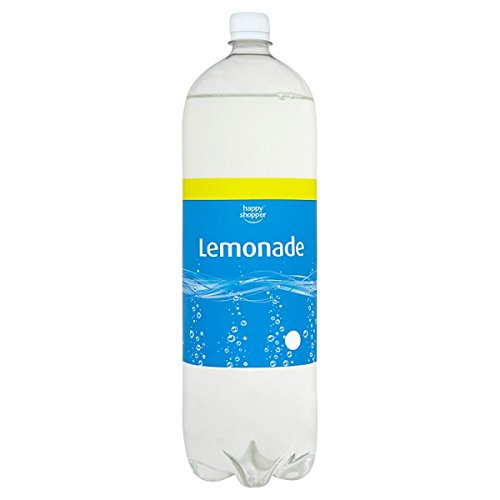 Glücklicher Käufer Limonade 2 Liter (Packung mit 6 x 2Liter) (Liter Limonade 2)