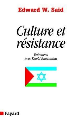 Culture et résistance : Entretiens avec David Barsamian