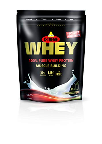 Inkospor X-Treme Whey Protein, Cocos, 500g Beutel -