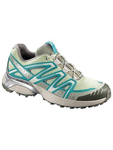 Salomon XT Hornet Women's Trail Laufschuhe Greantea/Moorea Blue/Light Grey