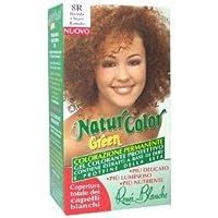 tinta per capelli colorazione permanente naturale natur color green8 r  biondo chiaro ramato 046fa7587fb4