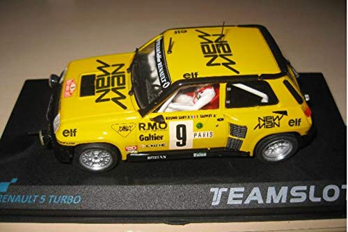 Fly SCALEXTRIC Renault 5 Turbo New Man DE Team Slot