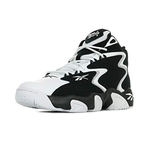 Mobius OG MU Reebok Sneakers Retro '90s Basketball style Black / White / Snowy Grey