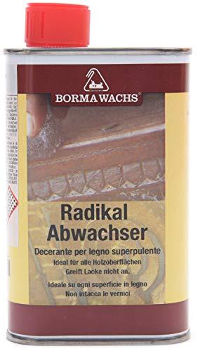 PROFI Radikal Abwachser Möbel Reiniger Antikmöbel Reiniger Entwachser 250ml -