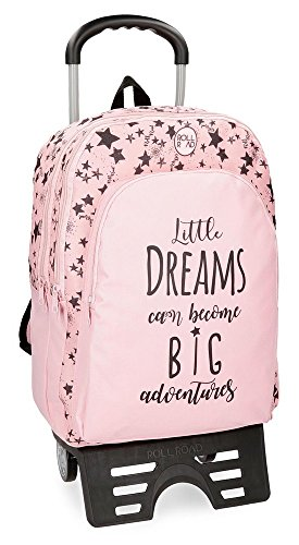Roll Road Dreams Pink - Mochila Escolar