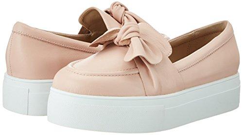 Buffalo London Damen 216-3442 Nappa Leather Slipper, Mehrfarbig (Pink 01), 37 EU