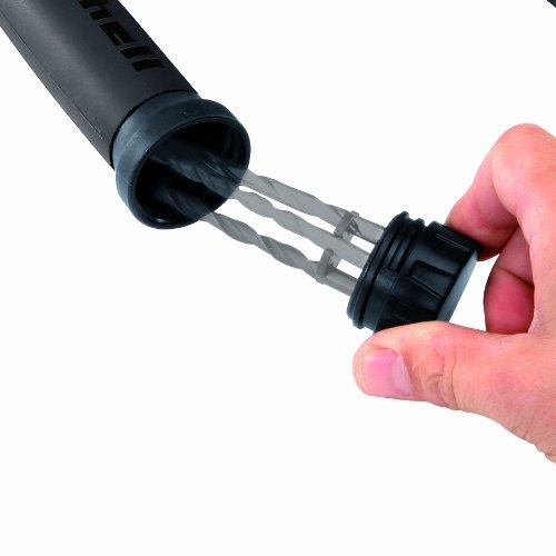 Einhell RT-ID 110 Schlagbohrmaschine, 1.100 W, 2 Gänge, max. Schlagzahl 46.500 min-1, Abnehmbare Staubabsaugvorrichtung, Bohrerdepot im Handgriff - 5