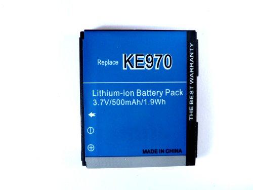 Akku für LG KF750, KF755, Secret, Shine KE970, KF600 Venus, KG70, KG70c, KU970, LGIP-470A, SPPL00857