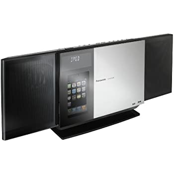 Panasonic SC-HC35DBEBS 40W DAB Micro System with iPod/iPhone Dock and USB Playback