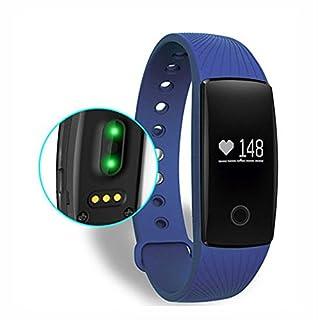id107Bluetooth 4.0Smart Band Smart Armband Smart Watch Herzfrequenz Monitor Armband Aktivität Fitness Tracker Smart Watch