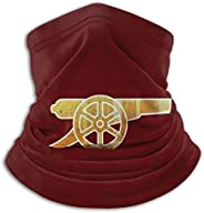 Arsenal FC THE GUNNERS Seamless Bandanas Face Mask Headband Scarf Headwrap Neckwarmer For Outdoors Raves Sport