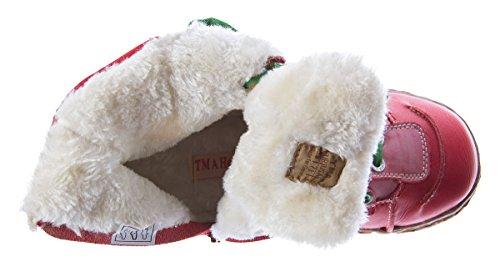 Olhar Sapatos Botas Brancos Mulheres Vermelhos Azuis Tma Forrado Do Tornozelo Couro Verdes Ankle Boots Tornozelo Inverno Usado Em Sapatos Do Das De De Pretos xqfOAw