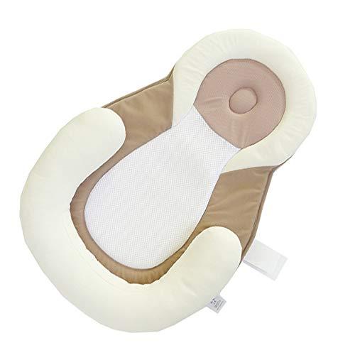 Sto Hochwertiges Baby-Schlafpositioniererkissen, leicht zu tragen, verhindert Flat-Head-Syndrom 100{49a154dec6538b848651faacd9fb996ea2fd1f1386069b24faa99f7ab873236e} Baumwolle für Babys im Alter von 0 bis 12 Monaten