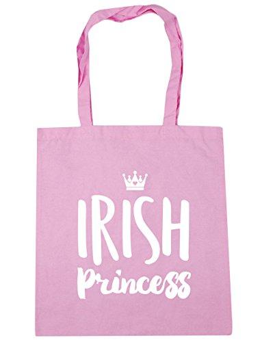 hippowarehouse-irish-princess-tote-shopping-gym-beach-bag-42cm-x38cm-10-litres