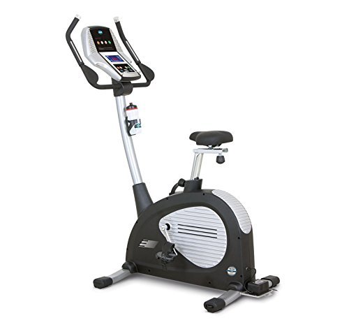BH Fitness ION 10000683 bicicleta estática elettromagnetica - volante de 14 Kg - Uso intensivo