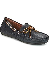 Polo RALPH LAUREN Roberts Zapatos Bajos Hombres Negro Mocasín