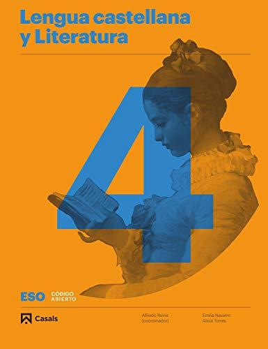 Lengua castellana y Literatura A 4 Eso (Código abierto)