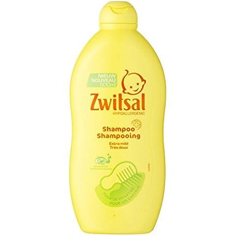 Zwitsal Shampoo 500ml (& # x20AC; 1,40/100ml)