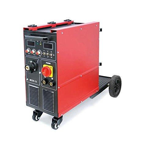 BULKSTON Digital 2-Funktions-Schweißanlage Multi MIG160Y MIG/MAG - ARC(MMA) - 230 V