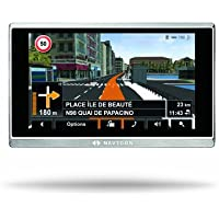 """Navigon 8410 Traffic 5"""" Sat Nav with Full Europe Maps (40 Countries) and 3D Streetview"""