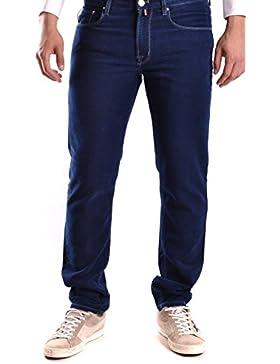 Pt05 Hombre MCBI247045O Azul Algodon Jeans