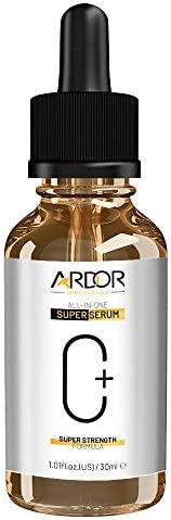Ardor 20% Vitamin C Serum With 2% Salicylic Acid,3.5% Niacinamide,5% Hyaluronic Acid,2% Retinol - Anti Acne, A