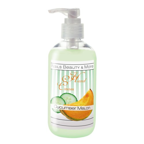 NBM Hand Cream cucumber melon, 1er Pack (1 x 250 ml) -