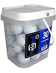 Reload Recycled Golf Balls Taylor Made 30 Ball Bucket by Reload Recycled Golf Balls