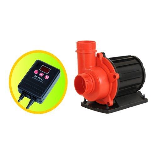 ECO Tauchpumpe 24Volt-DC regelbar bis 10.000 l/h