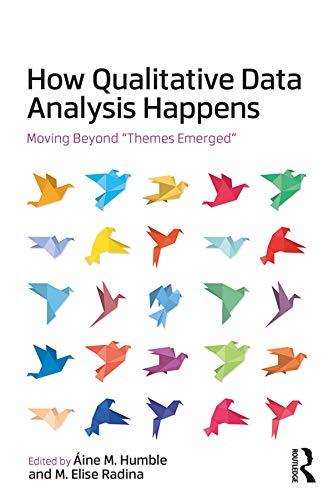 "How Qualitative Data Analysis Happens: Moving Beyond ""Themes Emerged"" (English Edition)"